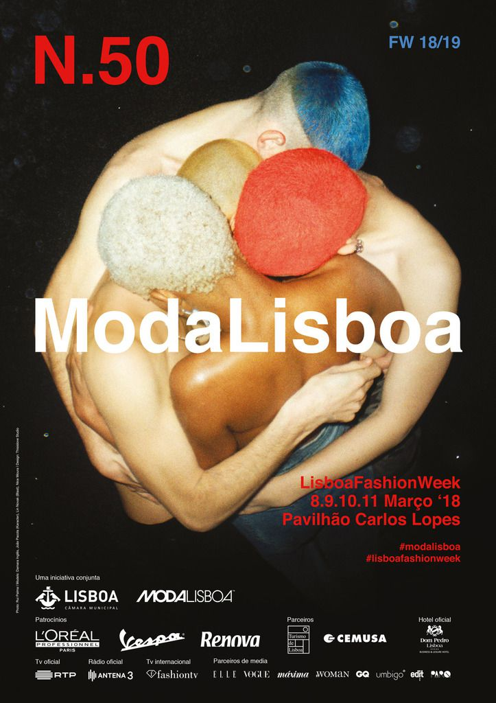 MODA LISBOA N50 / LISBOA FASHION WEEK FW1819 CAMPAIGN AND OFFICIAL CALENDAR