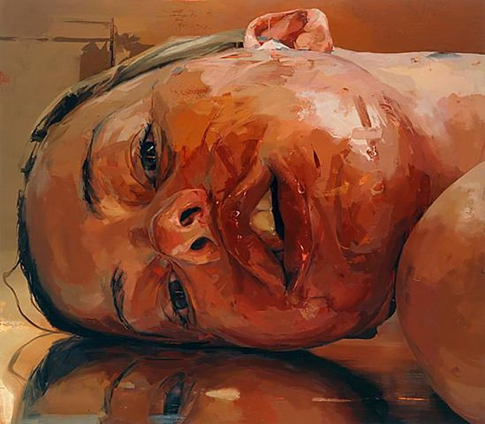 'ALL TOO HUMAN' EXHIBITION AT TATE, WITH FRANCIS BACON, LUCIAN FREUD, JENNY SAVILLE AND PAULA REGO TO NAME A FEW