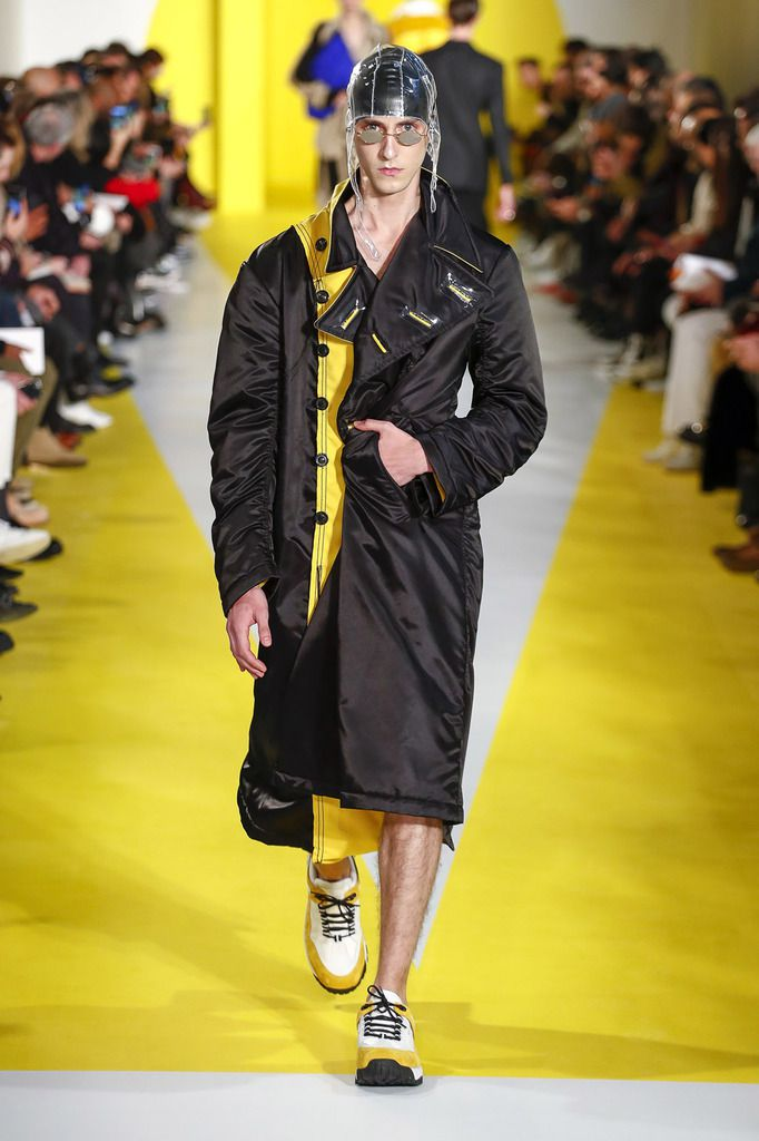 MAISON MARGIELA FALL WINTER 2018 MENSWEAR COLLECTION PFW
