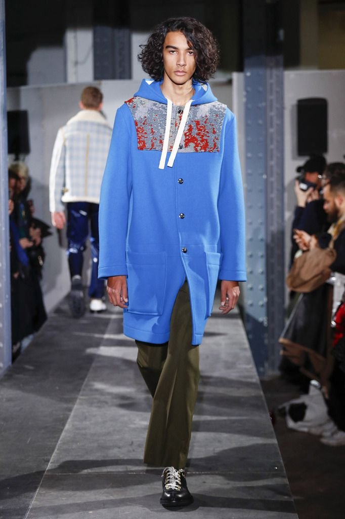 ACNE STUDIOS FALL WINTER 2018 MENSWEAR COLLECTION PFW