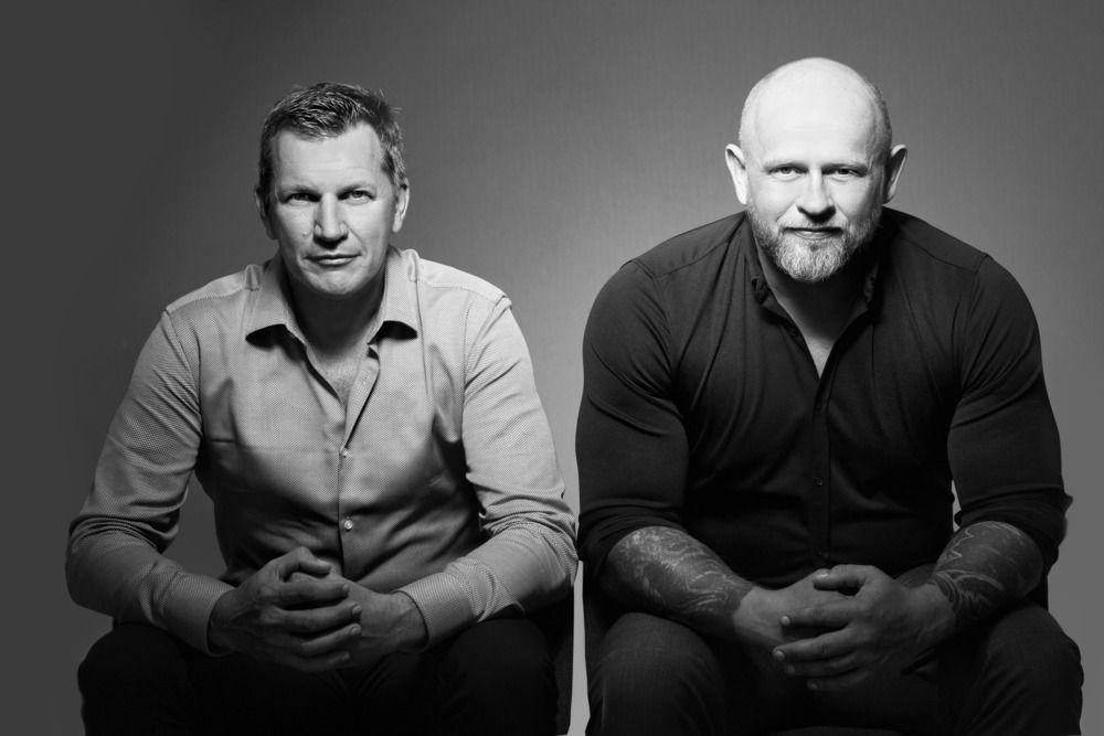 Left: Martin Baerschmidt - EDGE Founding Partner/Managing Director,  Right: Ivar Krasinski - EDGE Founding Partner/Design Director