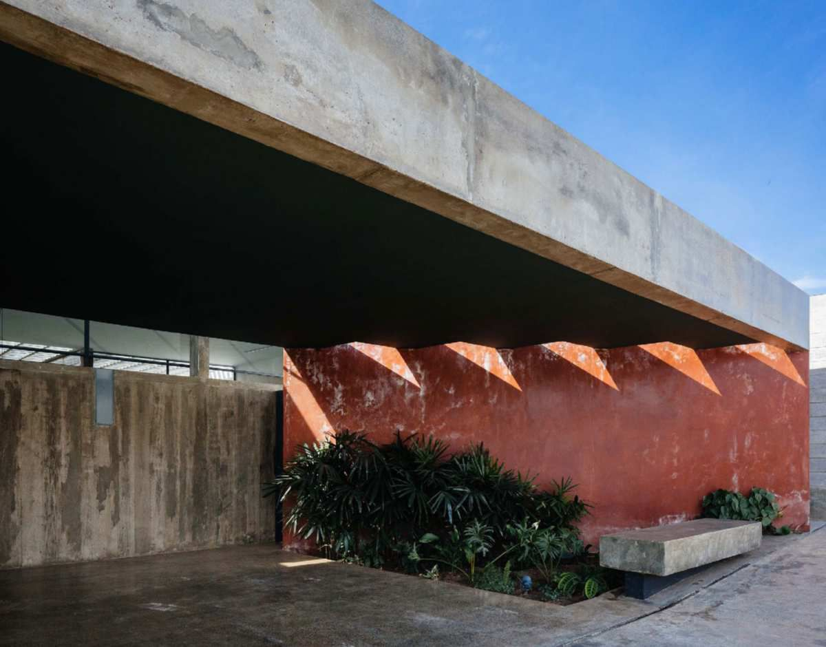 DISCOVER THE CASA SD N°01 IN AVARÉ, SAO PAULO BRAZIL BY VAO PROJETOS ARCHITECTURE