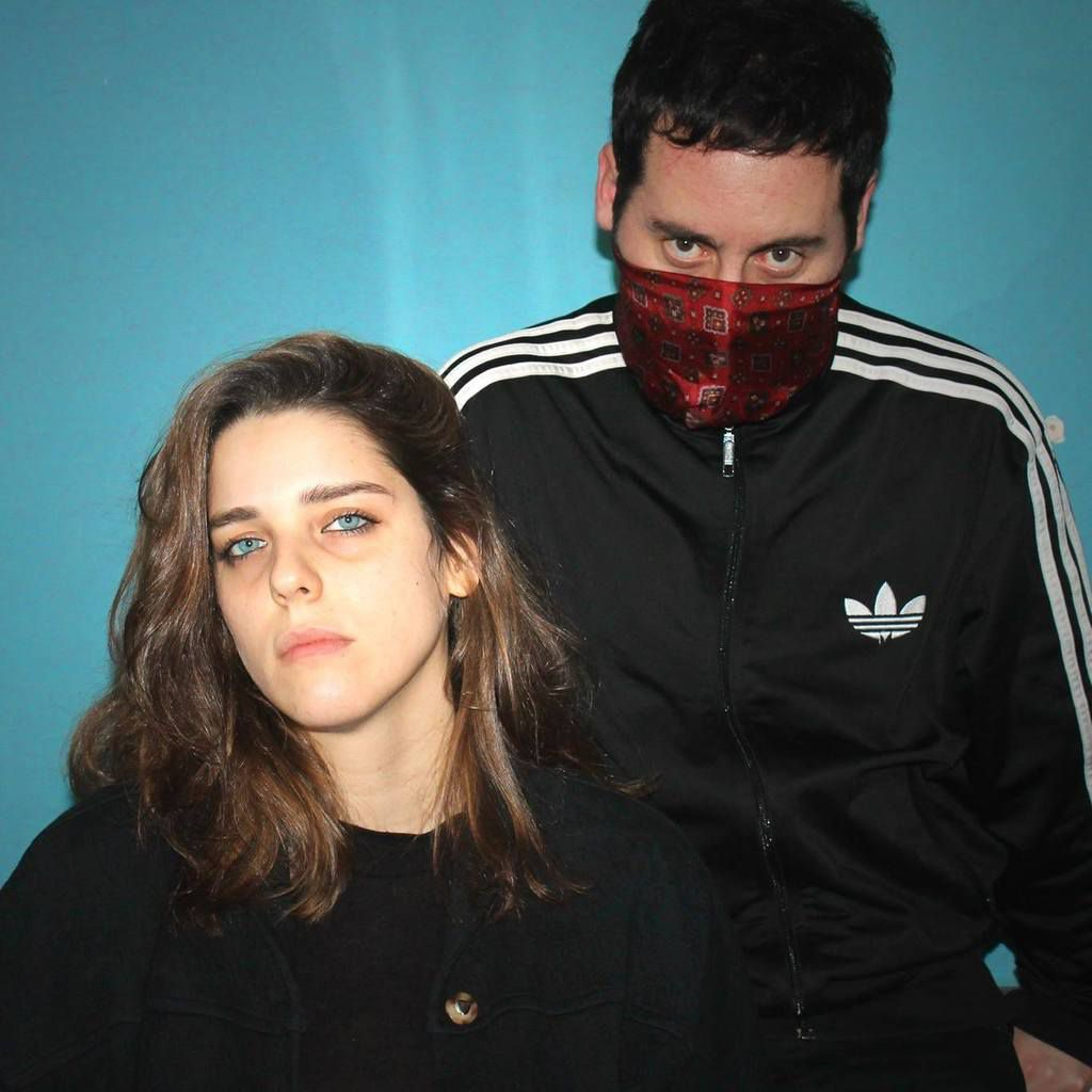 DISCOVER BARCELONA'S POST PUNK DUO SDH NEW EP ' TELL THEM' OUT VIA CULT ITALIAN DARK WAVE LABEL  AVANT! RECORDS