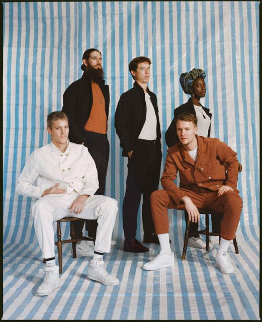 WEST LONDON COLLECTIVE FRANC MOODY SHARE NEW ANIMATED VIDEO FOR 'PHEROMONES'