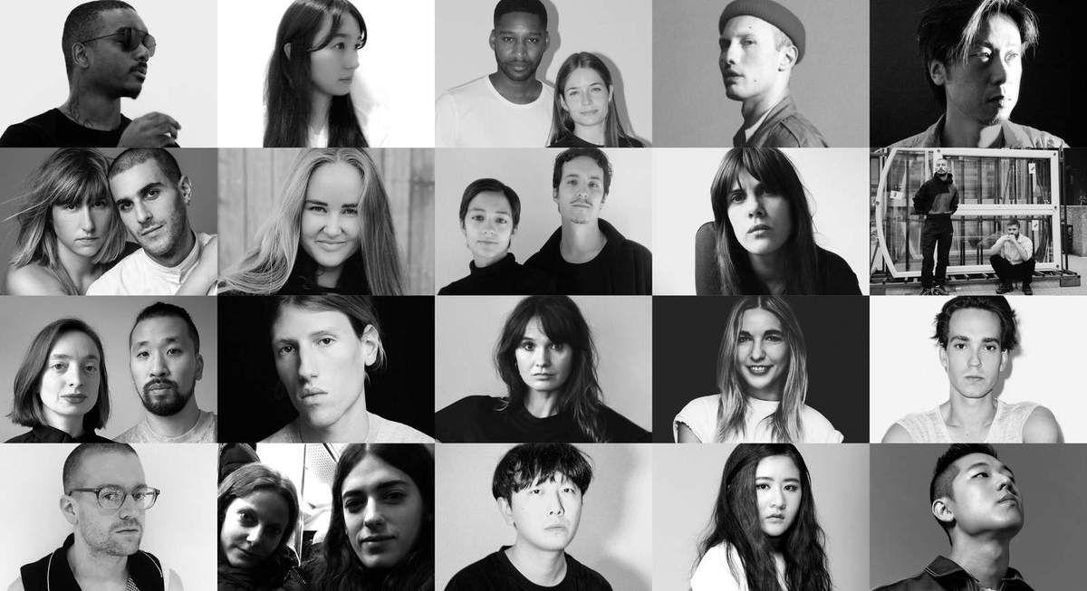 LVMH PRIZE 2018, THE SHORTLIST OF 20 FASHION DESIGNERS UNVEILED