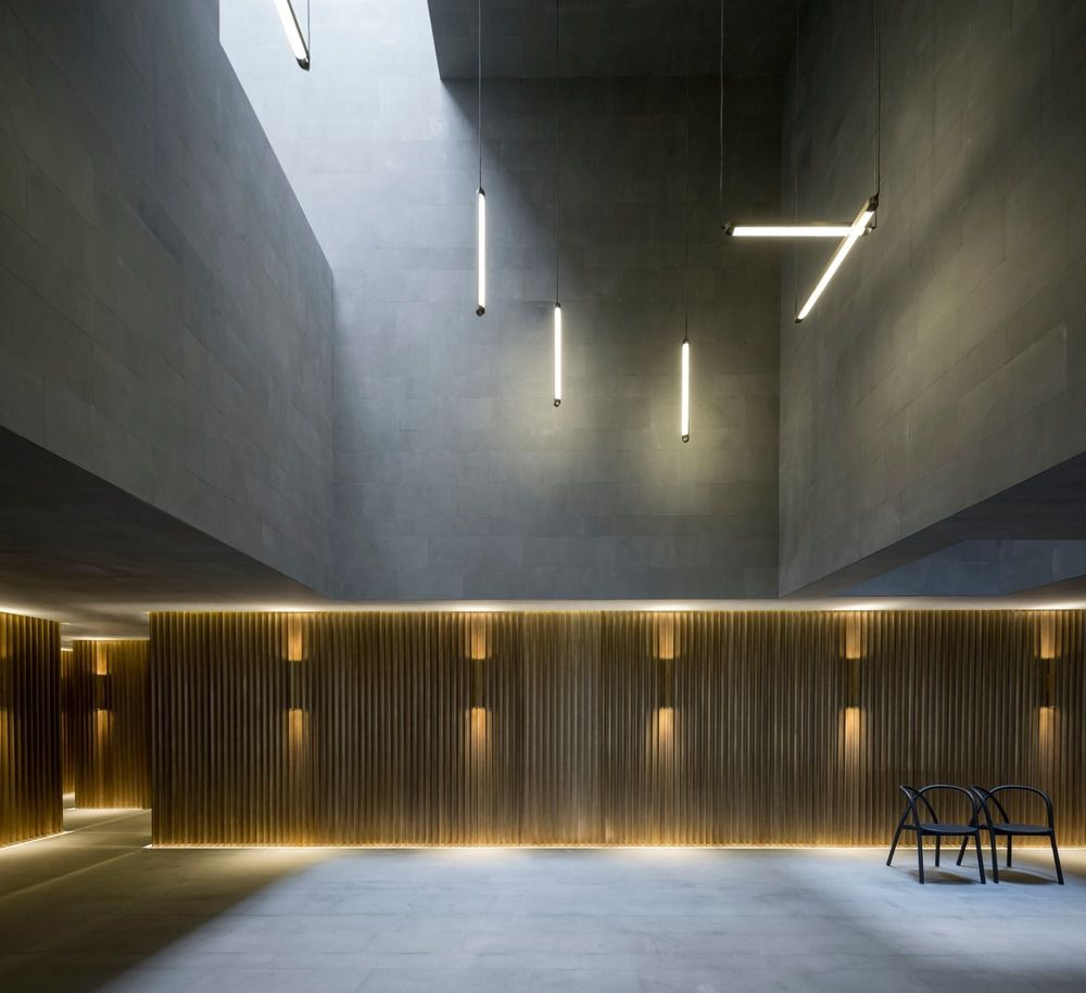 NEW SHANGHAI THEATRE, SHANGHAI / Neri&Hu Design and Research Office