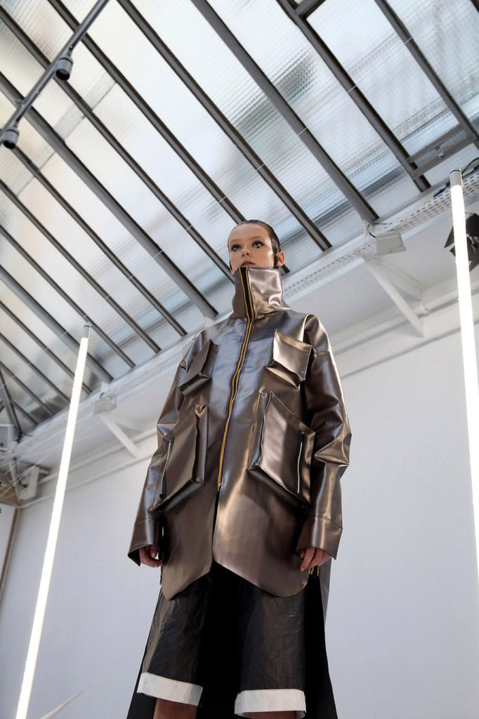 JAREL ZHANG FALL WINTER 2018-19 COLLECTION PFW
