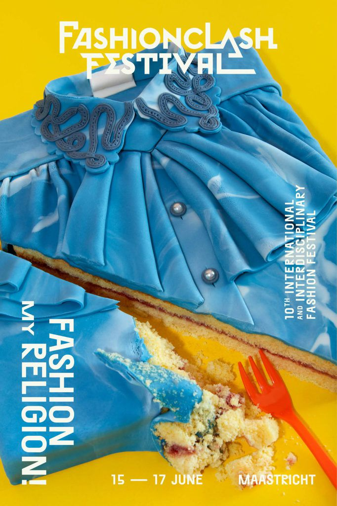 FASHION MY RELIGION! 10TH EDITION OF FASHIONCLASH FESTIVAL IN MAASTRICHT, 15-17 JUNE 2018