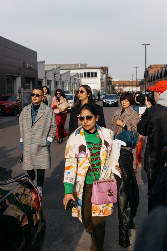 STREETSTYLE / MILAN WOMENS FASHION WEEK FW1819 BY BENDEGUZ SZABO