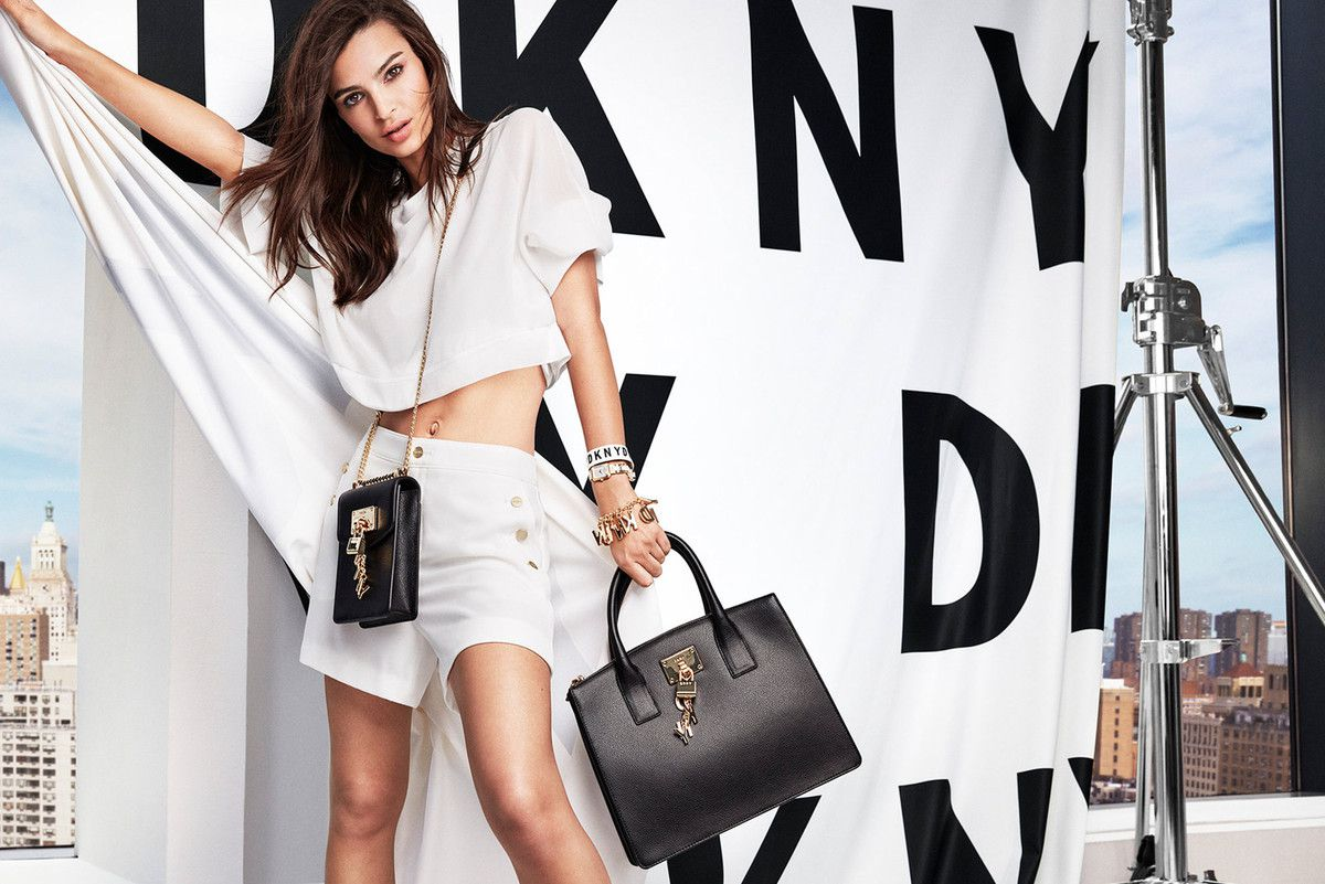 THE INCREDIBLE EMILY RATAJKOWSKI STARS ON DKNY SPRING 2018 FILM CAMPAIGN