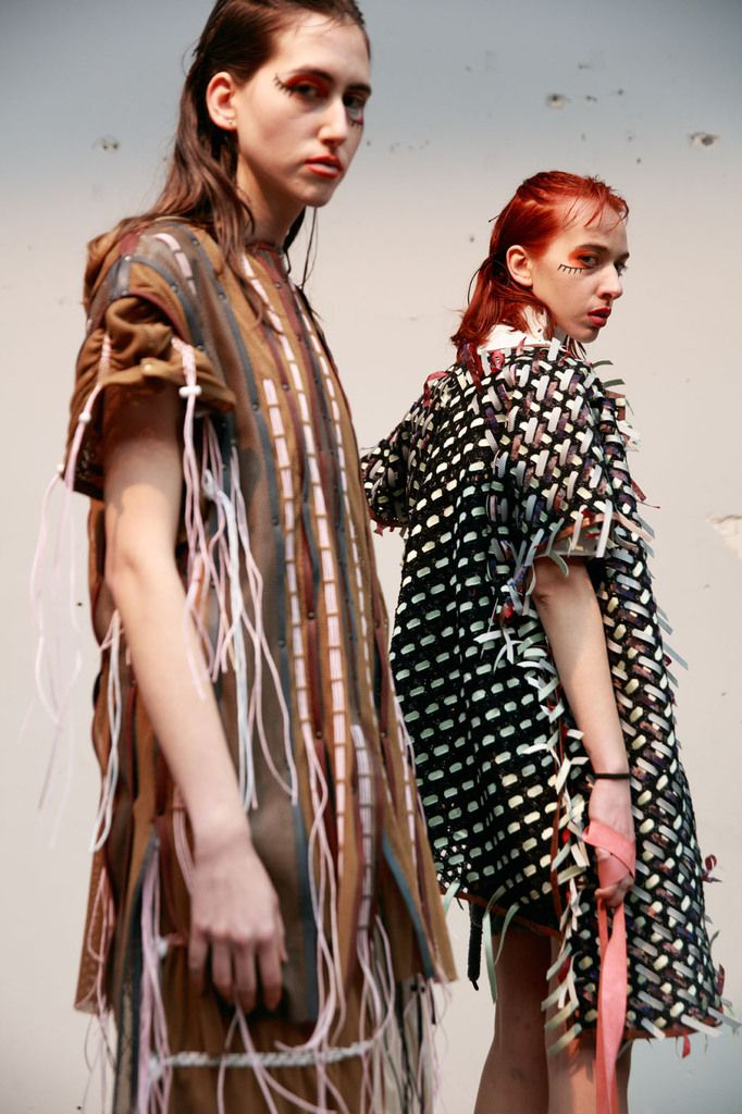 QUOÏ ALEXANDER FALL WINTER 2018-19 COLLECTION AT PFW