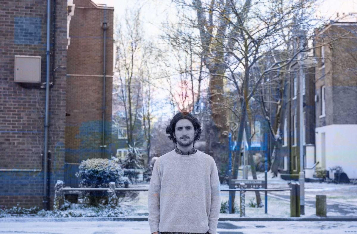 """CHECK THE NEW SINGLE """"HOLDING"""" FROM THE LONDON-BASED SPANISH PRODUCER PABLO SERRANO AKA PBSR"""