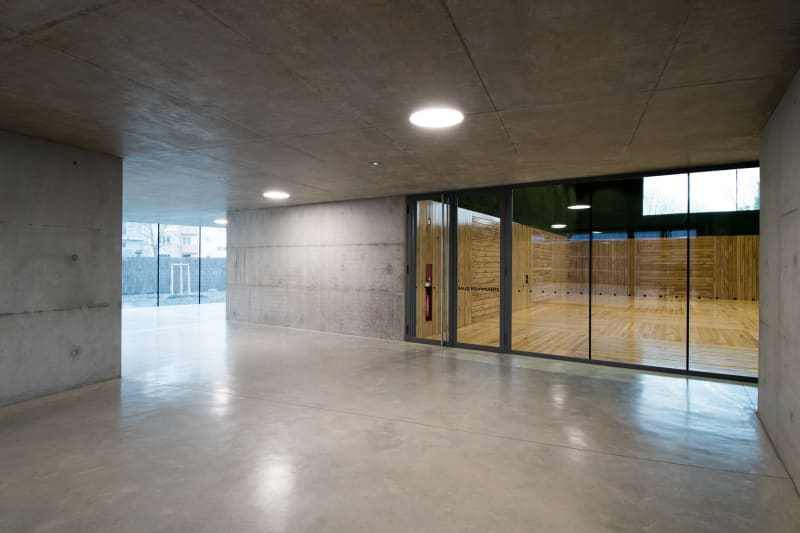 'HUMAN RIGHTS' SPORTS CENTRE IN STRASBOURG by DOMINIQUE COULON ARCHITECTURE