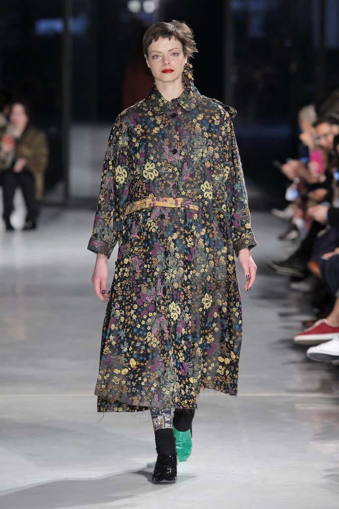 ALEXANDRA MOURA FALL WINTER 2018/19 RTW COLLECTION AT PORTUGAL FASHION