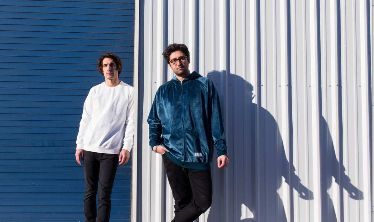 NEW YORK CITY BASED DUO GLASSIO SHARES NEW TRACK 'BACK FOR MORE'