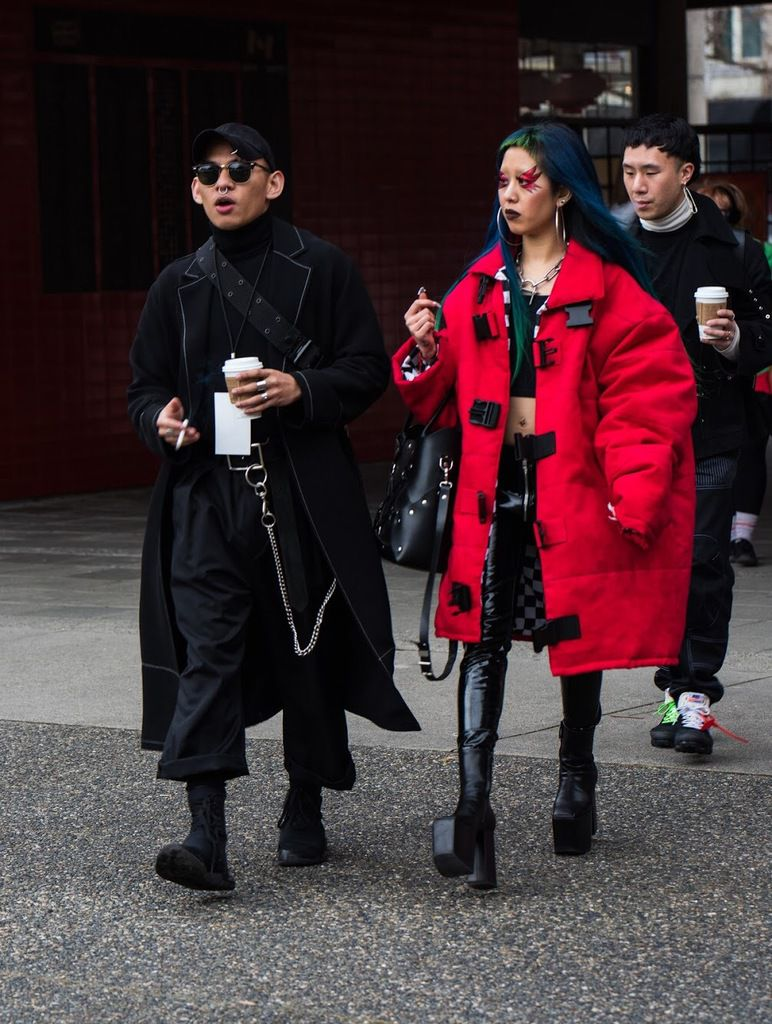 STREETSTYLE / VANCOUVER FASHION WEEK FW1819 BY TRISTEN WILLIAMS