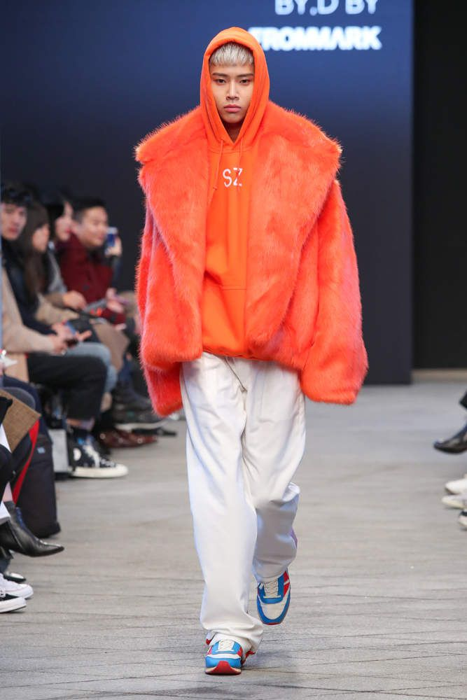 BY.D'BY FALL 바이 디 바이 WINTER 2018 19 COLLECTION / SEOUL FASHION WEEK