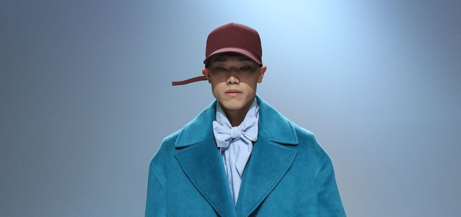 CARUSO 카루소 FALL WINTER 2018 19 COLLECTION / SEOUL FASHION WEEK