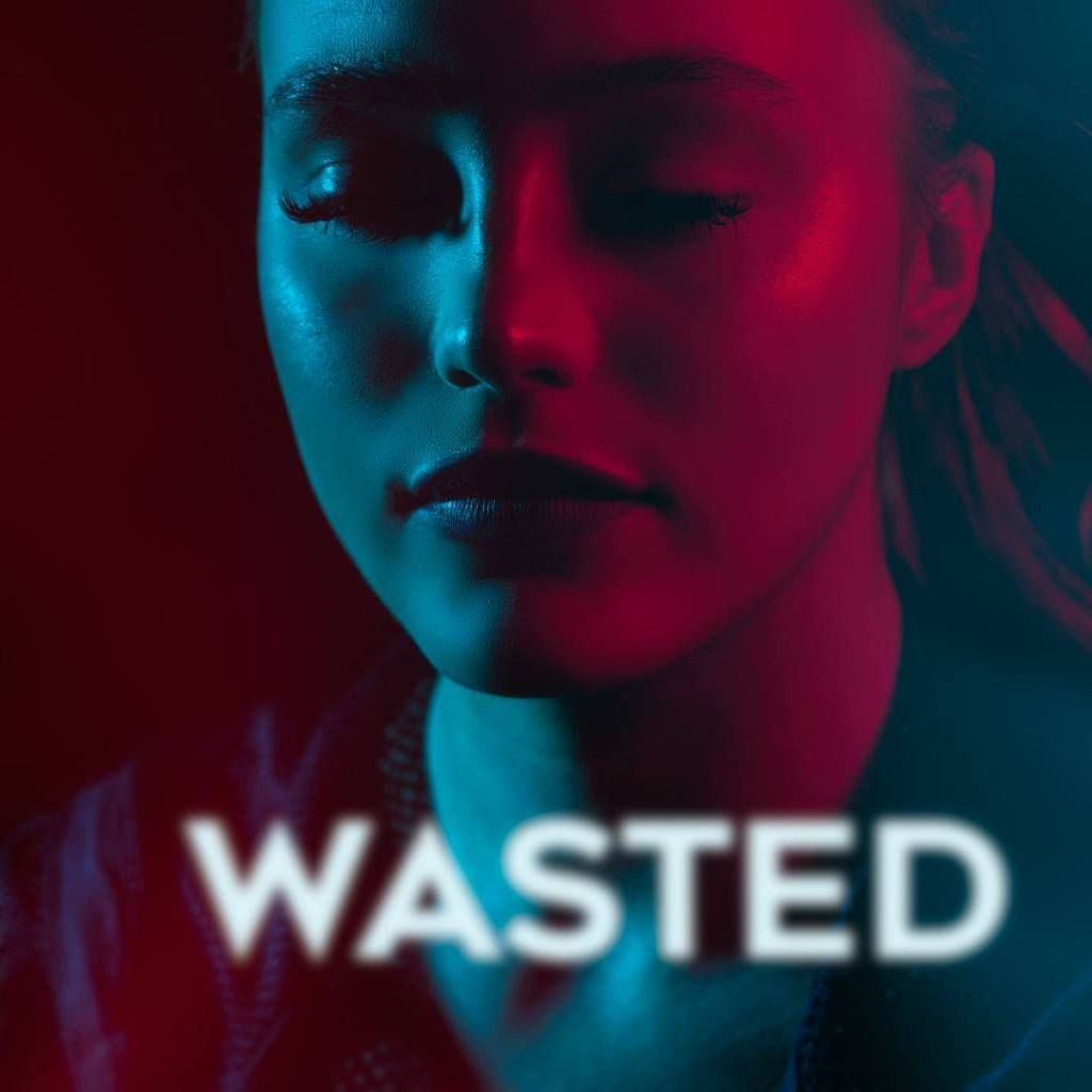 NEW SOUND,  'WASTED' BY ORKID ( MATILDA MELIN FROM SWEDEN )  !