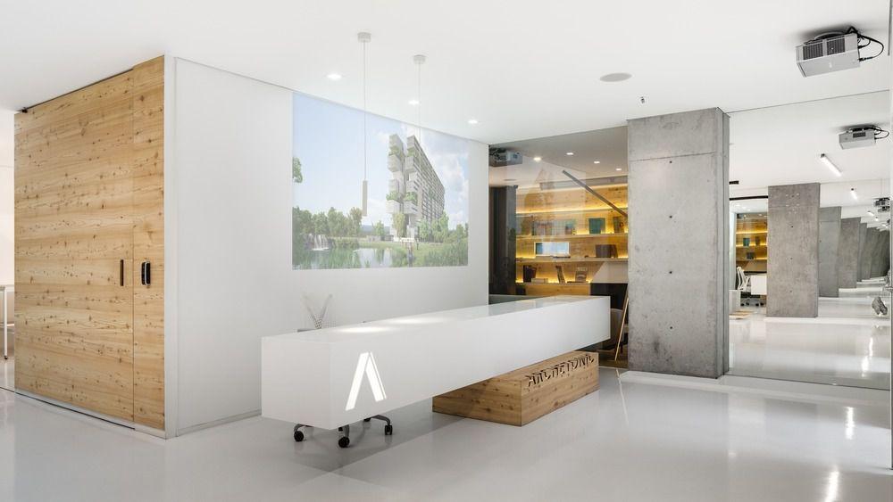 U125 ARCHETONIC'S NEW OFFICES BY JACOBO MICHA + JAIME MICHA