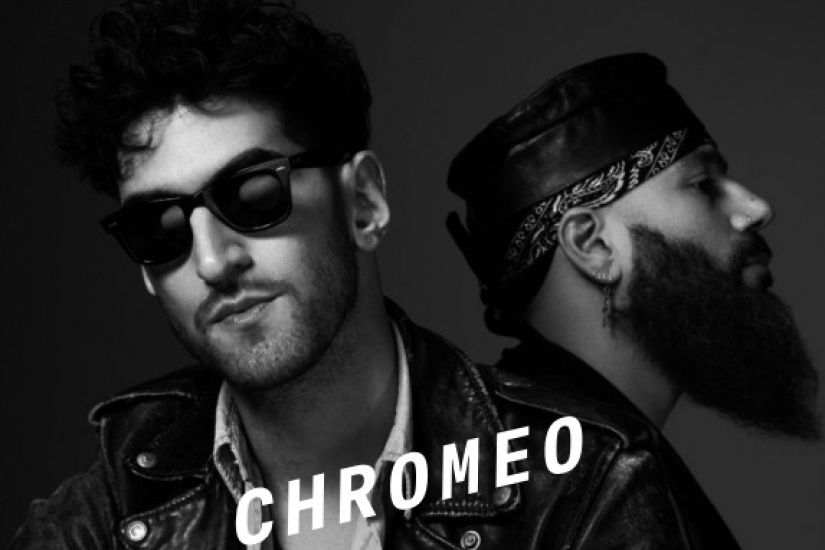 CHROMETTES AND FUNKATEERS, CHROMEO'S NEW SINGLE 'MUST'VE BEEN' IS OUT NOW, FEATURING DRAM !