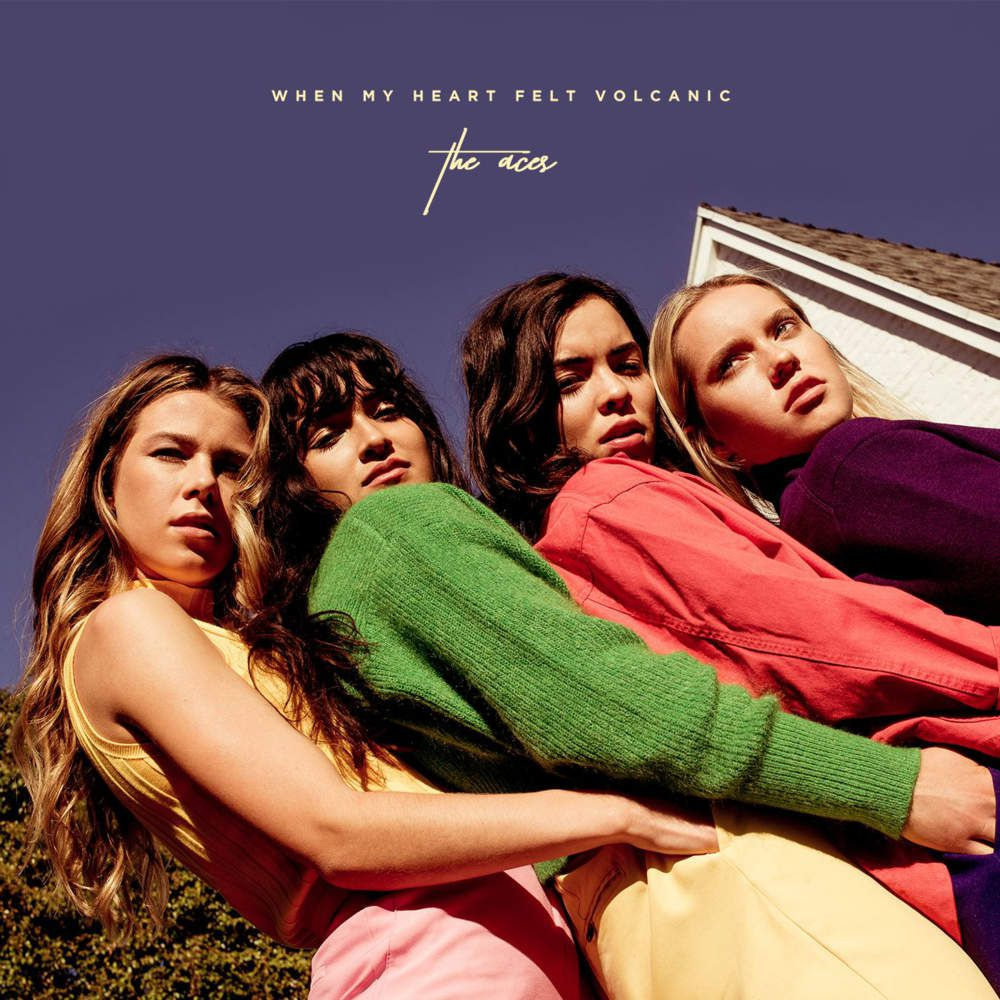 THE ACES, BAD LOVE (RED BULL RECORDS)