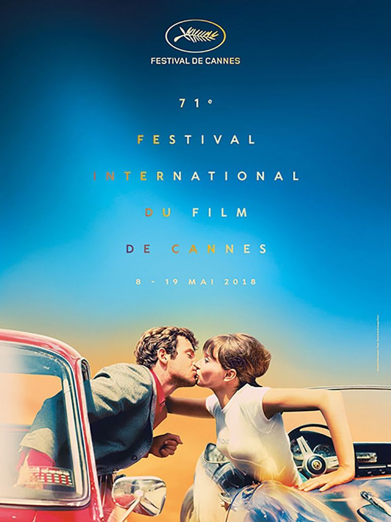 THE 2018 OFFICIAL SELECTION / FESTIVAL DE CANNES 2018  / MAY 8 - MAY 19