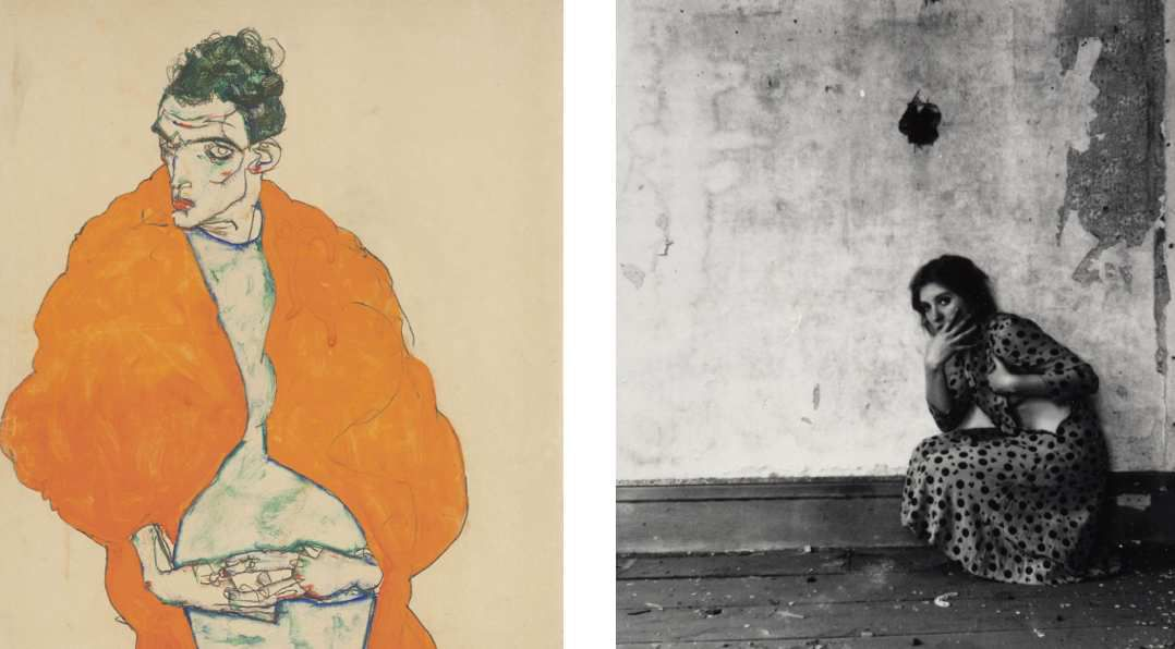 EGON SCHIELE AND FRANCESCA WOODMAN COMING SOON AT TATE / 24 MAY – 23 SEPTEMBER 2018