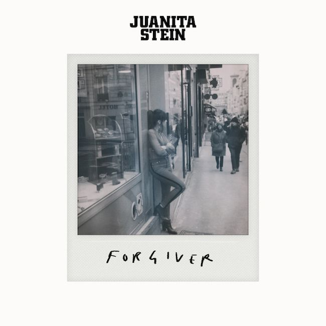 "JUANITA STEIN ANNOUNCES NEW ALBUM WITH NEW SINGLE ""FORGIVER"" CO-WRITTEN AND PRODUCED BY BRANDON FLOWERS OF THE KILLERS"