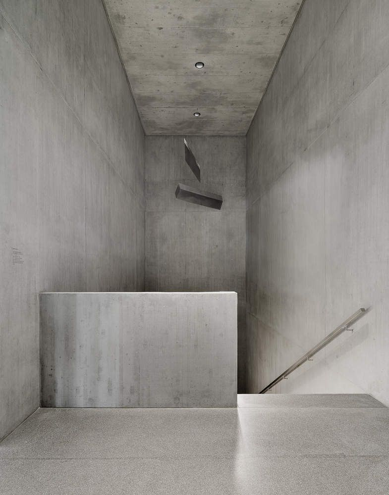 BAROZZI VEIGA ARCHITECTURE, THE FINE ARTS MUSEUM IN CHUR SWITZERLAND