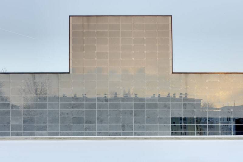 NEW HEADQUARTERS FOR THE DEUTSCHE BUNDESBANK IN CHEMNITZ BY MATEO ARQUITECTURA (JOSEP LUIS MATEO)