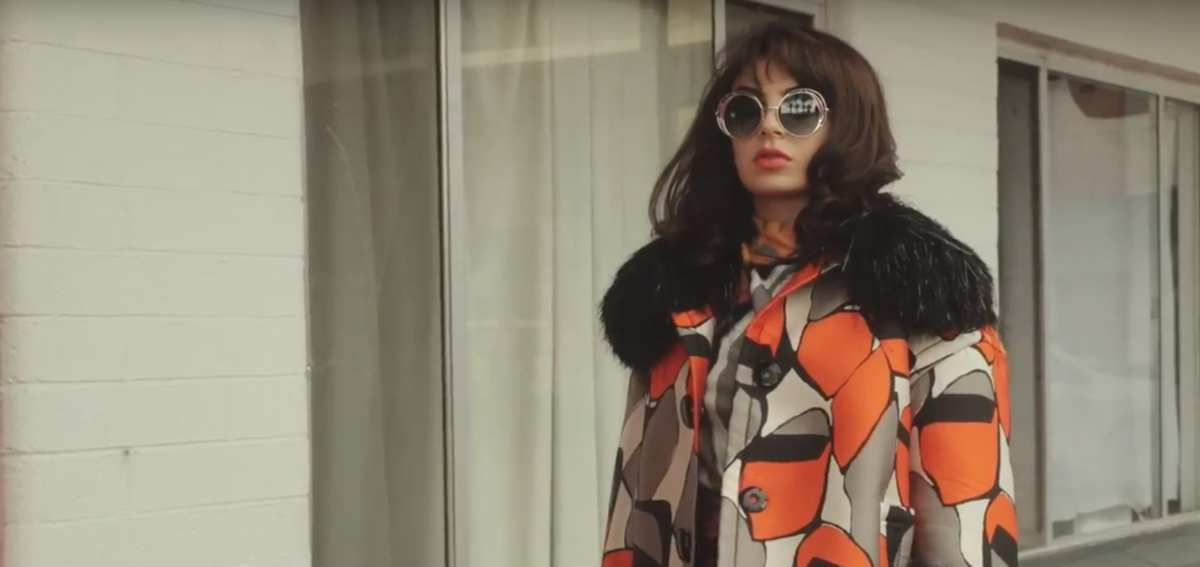 CHARLI XCX STARS IN MARC JACOBS SPRING 2018 EYWEAR COLLECTION FILM