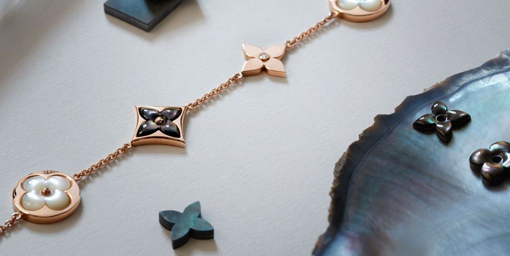 LOUIS VUITTON PRESENTS BLOSSOM JEWELRY COLLECTION