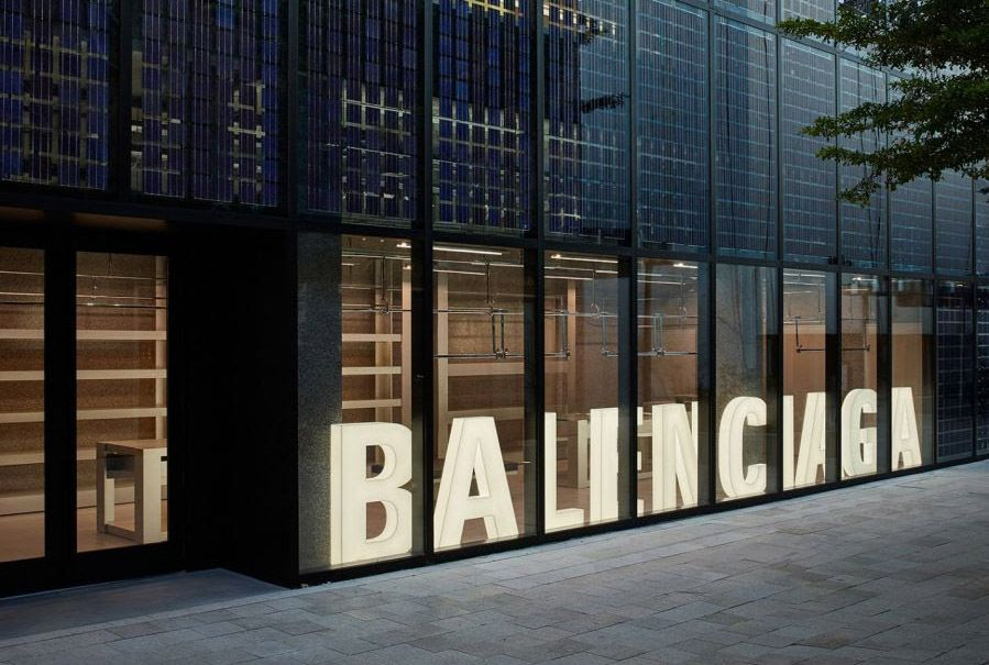 BALENCIAGA NEW BOUTIQUE IN MIAMI DESIGN DISTRICT AT 153 NORTH EAST 40TH STREET