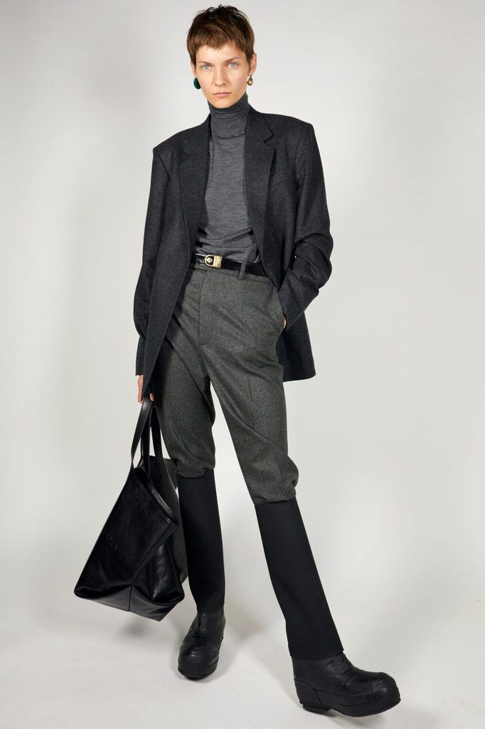 CELINE PRE FALL 2018 COLLECTION BY PHOEBE PHILO, CAPTURED BY JUERGEN TELLER