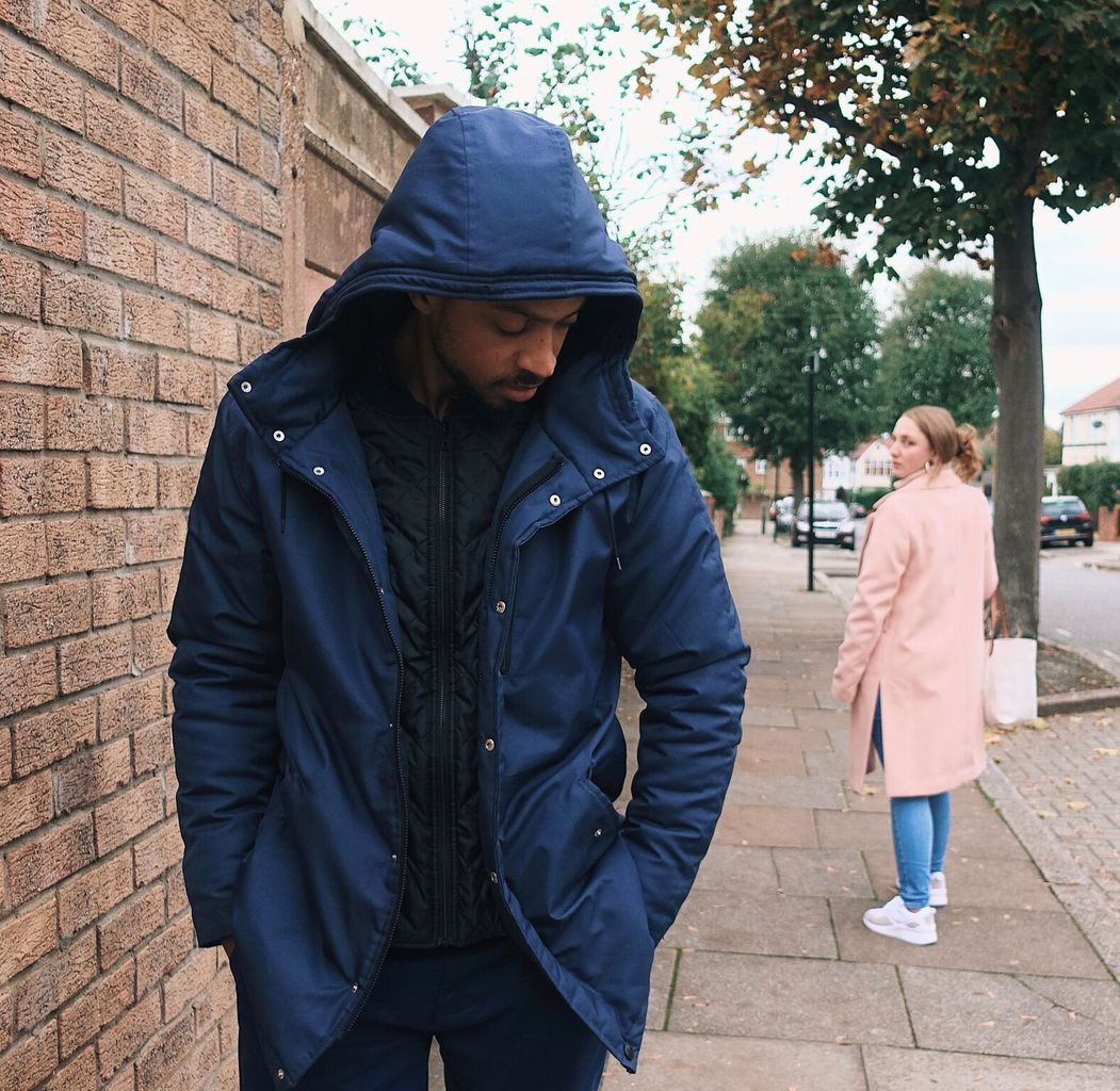 FROM THE STREETS OF SOUTH LONDON, MAJ RELEASES HIS NEW RECORD 'STAY WOKE' VIA HIS OWN INDEPENDENT LABEL SOUND FAMILIAR.