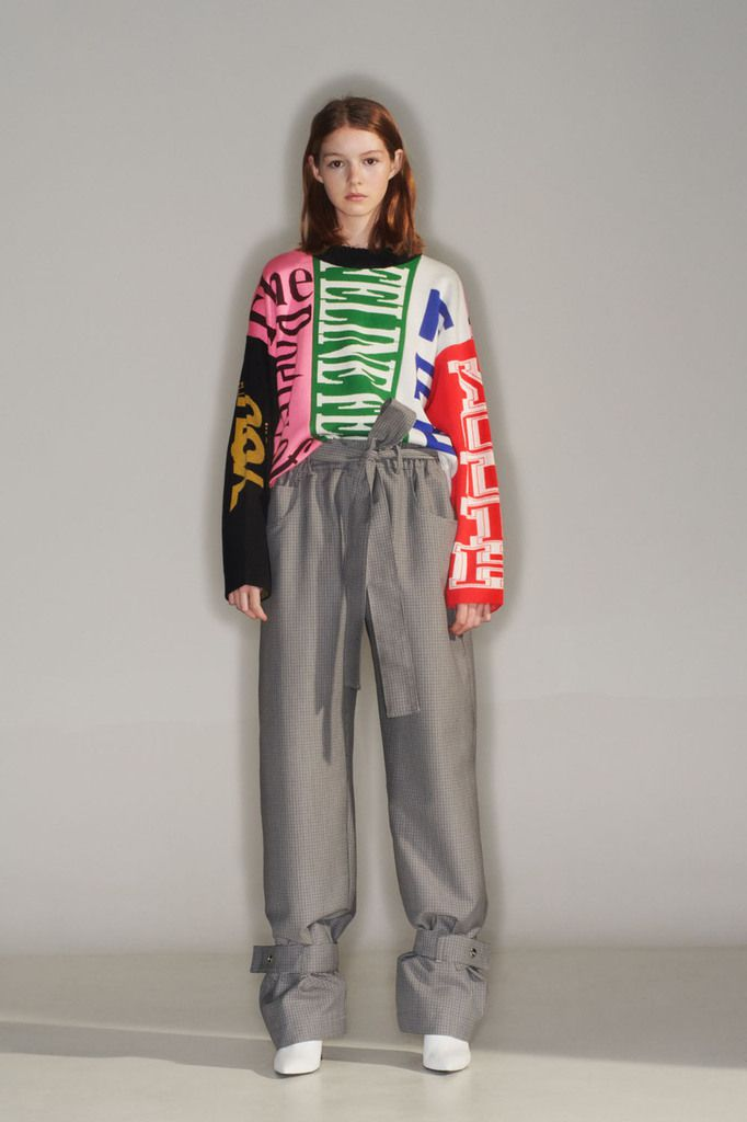 MSGM PRE FALL 2019 COLLECTION BY MASSIMO GIORGETTI