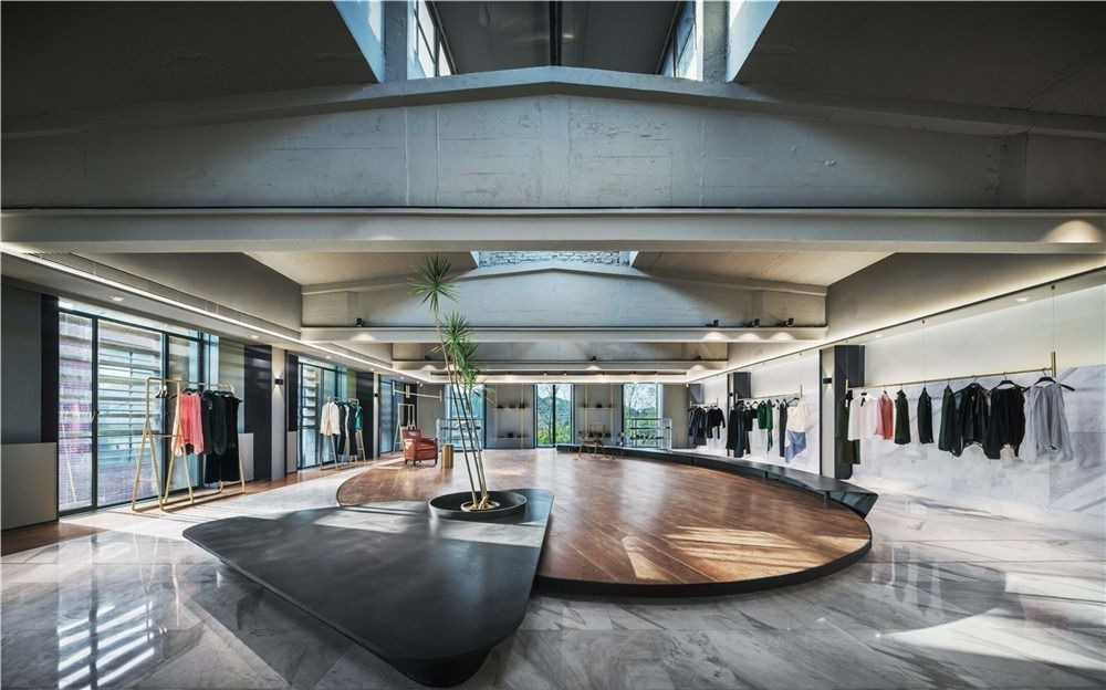 DISCOVER 'BO SPACE' IN HANGZHOU SHI, IN CHINA AND DESIGNED BY WJ DESIGN