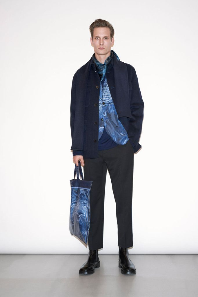 TIGER OF SWEDEN FALL 2019 MENSWEAR COLLECTION