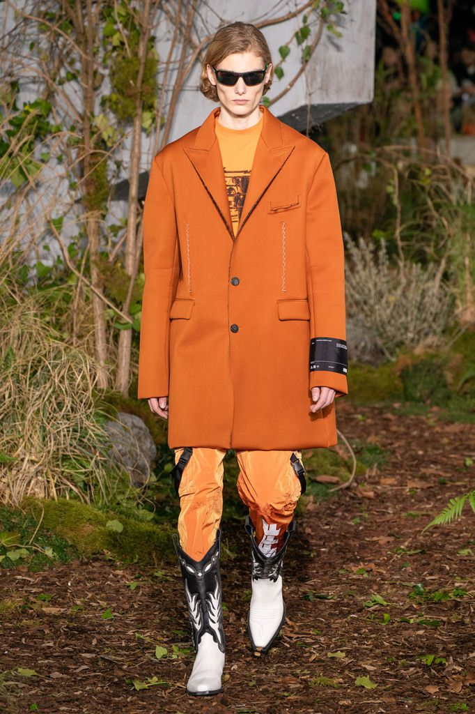OFF-WHITE FALL 2019 MENSWEAR COLLECTION PFW
