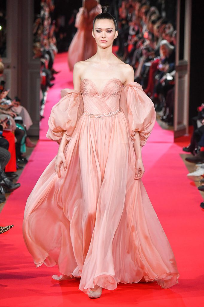 YANINA COUTURE SPRING 2019 COUTURE PFW