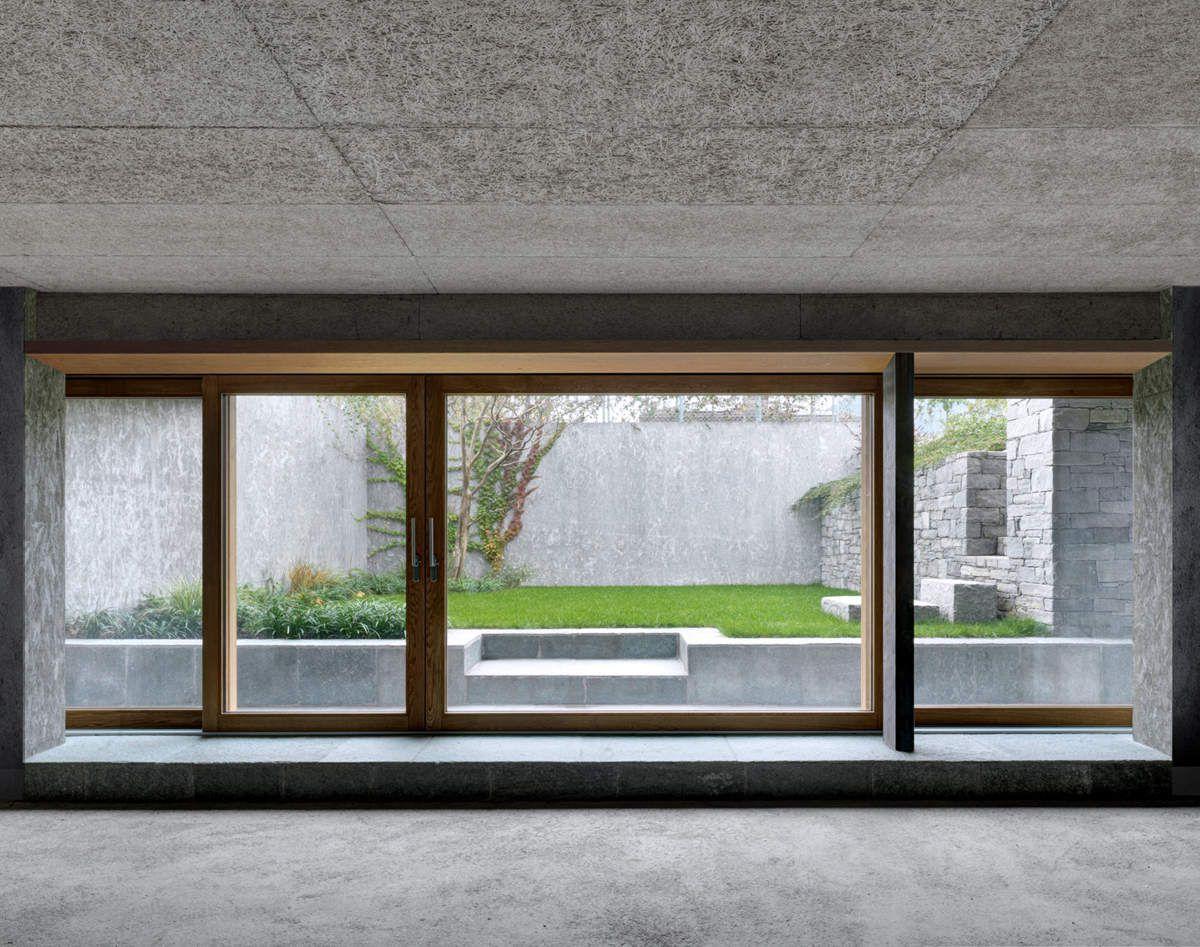 HOUSE WITH PATIO IN PRATI BITTO, COSIO VALTELLINO by ACT ROMEGIALLI ARCHITECTURE STUDIO