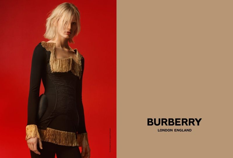 BURBERRY SPRING 2019 AD CAMPAIGN BY RICCARDO TISCI