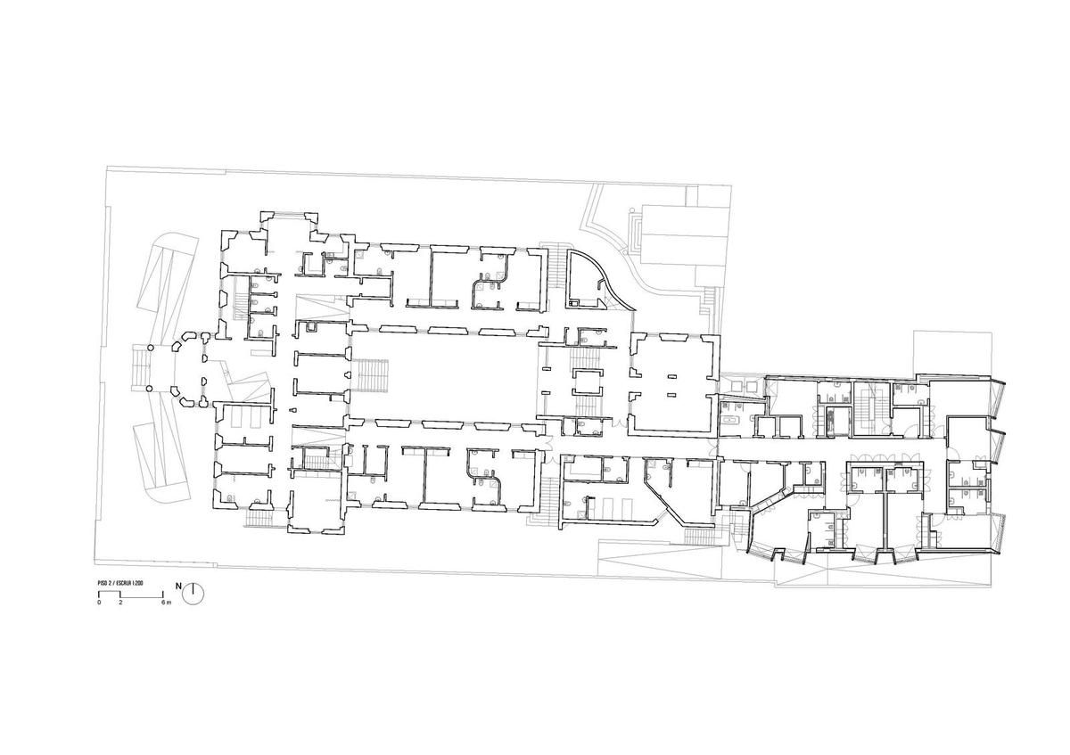 ELDERLY CARE CENTER IN PONTE DE SOR, DESIGNED BY NUNO PIEDADE ALEXANDRE