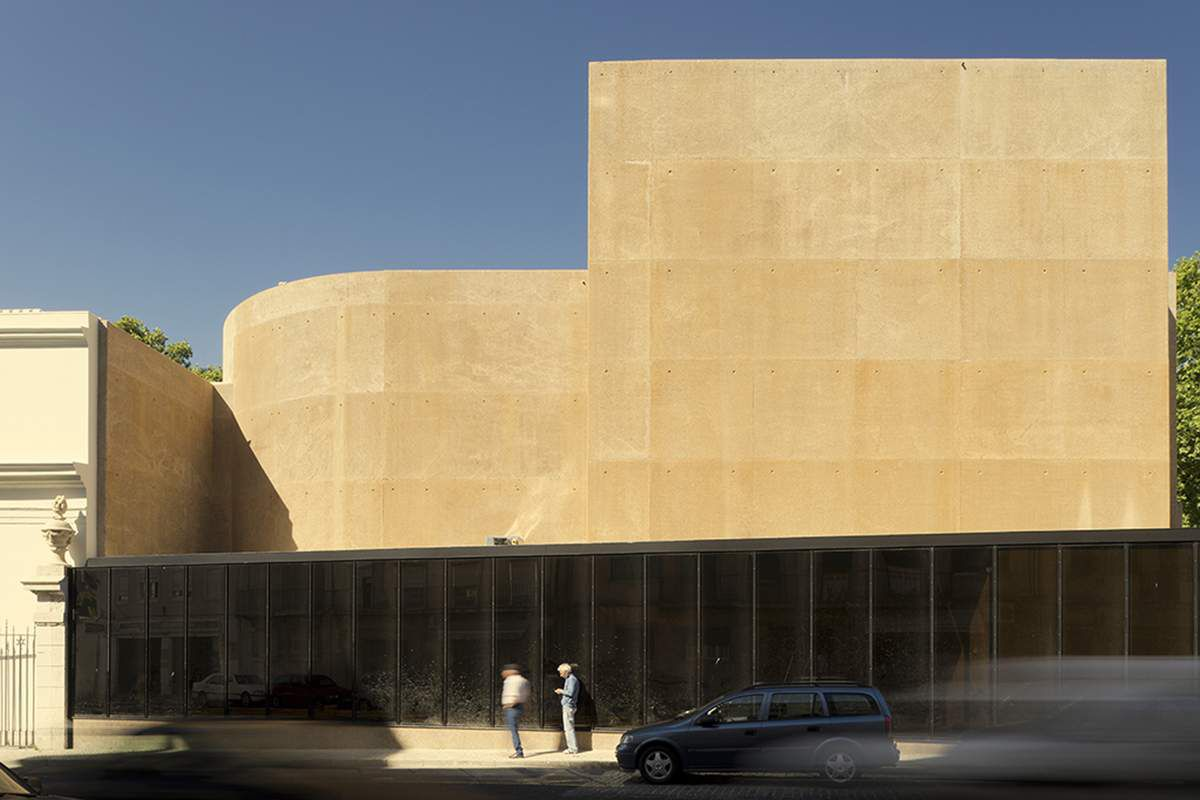 THE REHAB OF TEATRO THALIA  IN LISBON BY GONÇALO BYRNE, PATRÍCIA BARBAS AND DIOGO LOPES ARCHITECTS