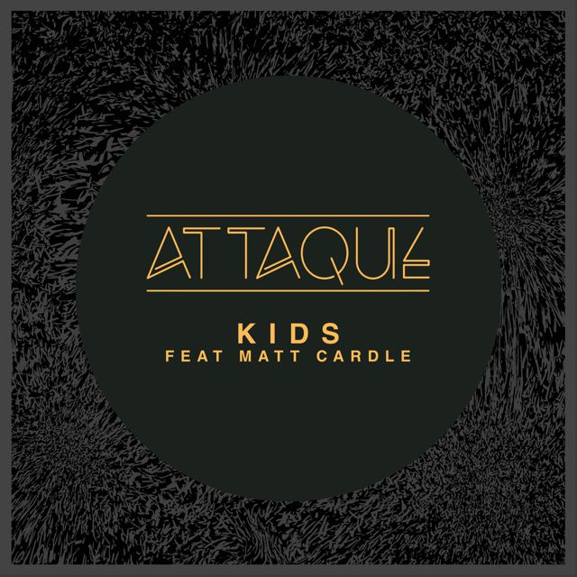 NEW VIDEO, 'KIDS' BY ELECTRONIC DJ PRODUCER ATTAQUE FEATURING FORMER X FACTOR WINNER MATT CARDLE