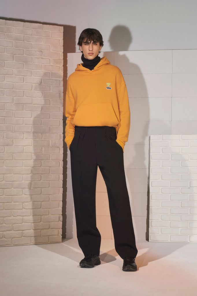 MAISON KITSUNE FALL/WINTER 2019 READY TO WEAR COLLECTION