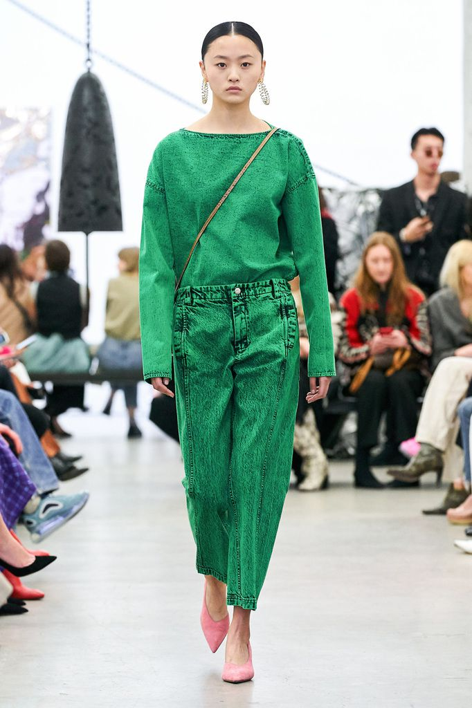 RACHEL COMEY FALL/WINTER 2019 READY TO WEAR COLLECTION AT NYFW