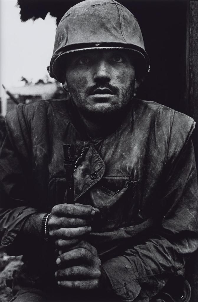 TATE BRITAIN PRESENTS A RETROSPECTIVE OF ICONIC WAR PHOTOGRAPHER DON MCCULLIN