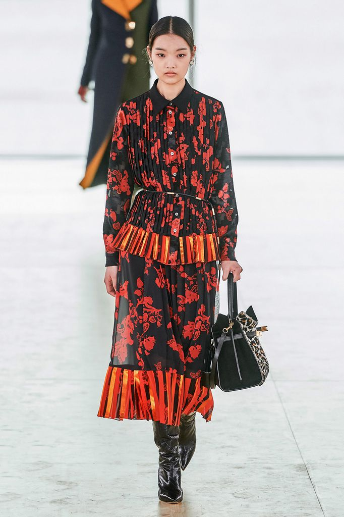 TORY BURCH FALL/WINTER 2019 COLLECTION AT NYFW